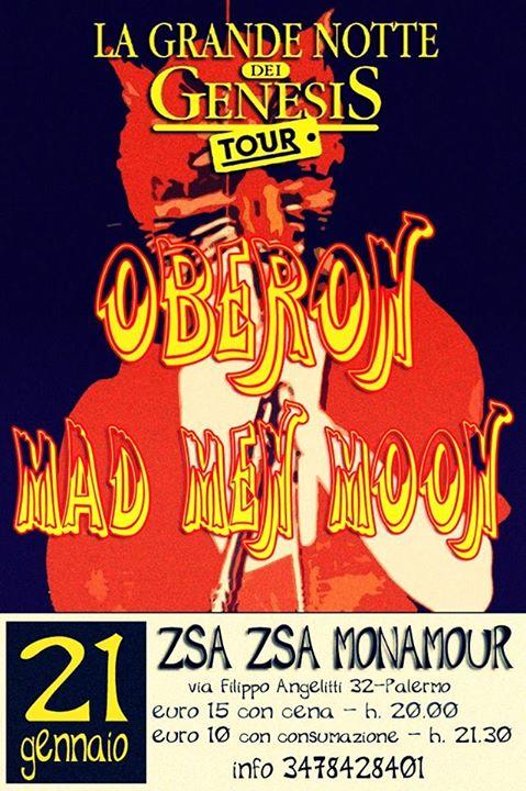 Oberon & Mad Men Moon