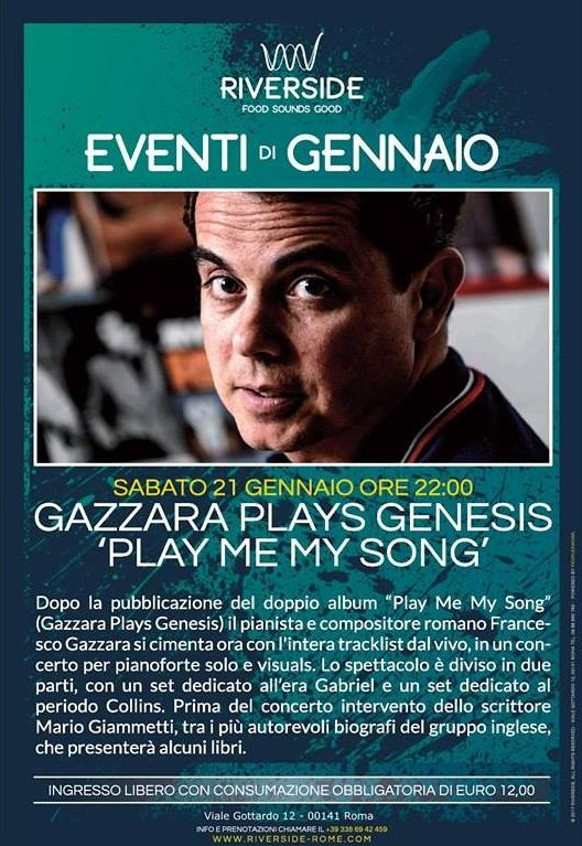 Gazzara Plays Genesis