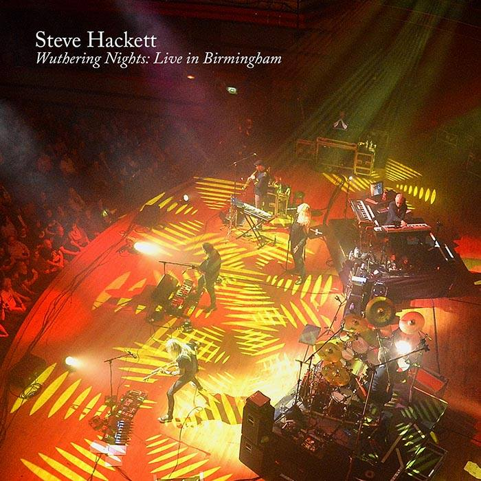 Buy on Amazon Wuthering Nights: Live In Birmingham - CLICK HERE