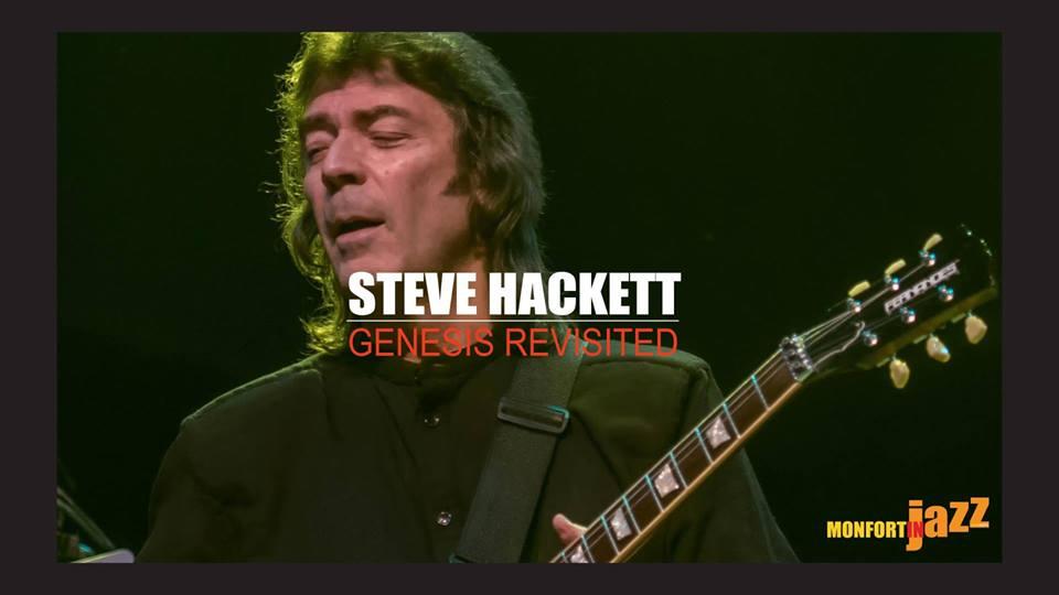 Steve Hackett in Italy