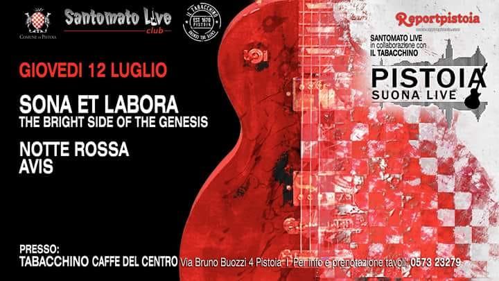 Sona Et Labora - Tribute Band